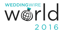 WeddingWire world logo