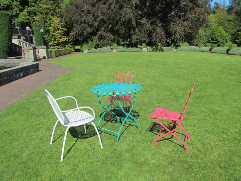 tables and chairs for rent in victoria bc